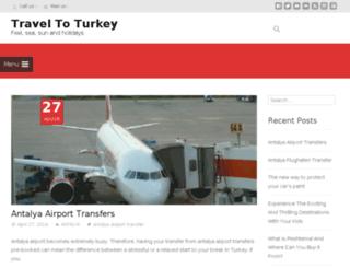 travel-to-turkey.org screenshot