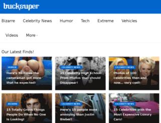travel.bucksuper.com screenshot