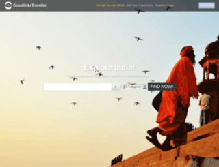 travel.goodlinksindia.com screenshot