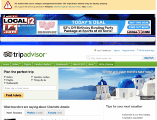 travel.local12.com screenshot