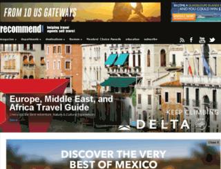 travel.recommend.com screenshot