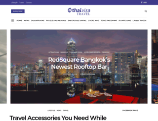 travel.thaivisa.com screenshot
