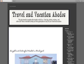 travelabodes.blogspot.com screenshot