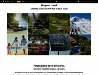 travelaction.co.uk screenshot