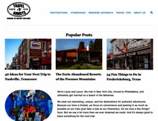 traveladdicts.net screenshot
