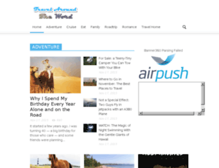 travelaroundword.com screenshot