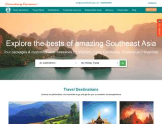 travelauthenticasia.com screenshot