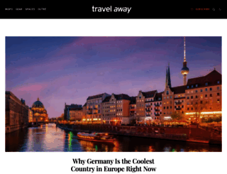 travelaway.me screenshot