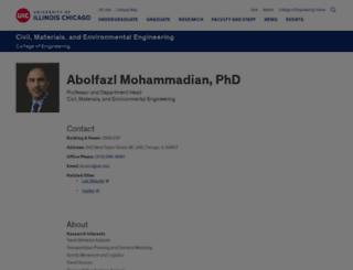 travelbehavior.com screenshot