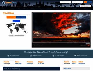 travelblog.org screenshot