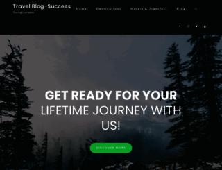 travelblogsuccess.com screenshot