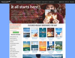 travelbrochures.co.uk screenshot