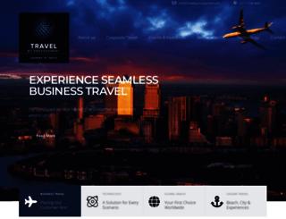 travelbyarrangement.com screenshot