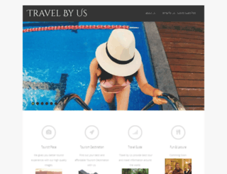 travelbyus.org screenshot