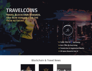 travelcoins.io screenshot
