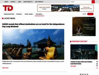 traveldailymedia.com screenshot