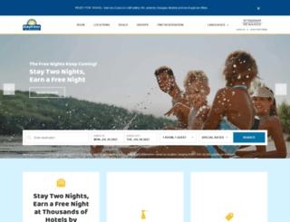 traveldaysinn.com screenshot