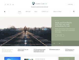 travelersguide360.com screenshot