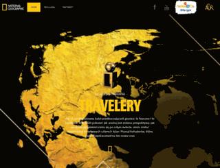 travelery.national-geographic.pl screenshot
