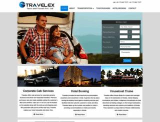 travelextours.com screenshot
