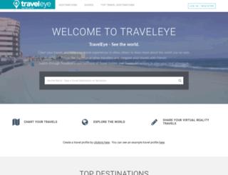 traveleye.com screenshot