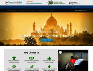 travelfairindia.com screenshot