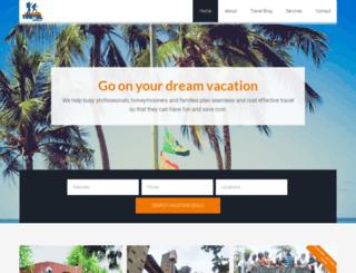 travelgeniuz.com screenshot
