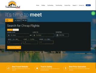 travelhimanchal.com screenshot
