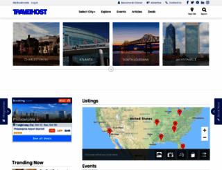 travelhost.com screenshot