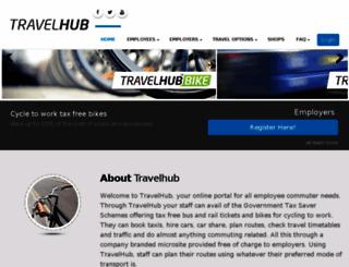 travelhub.ie screenshot