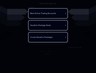 travelindicator.com screenshot