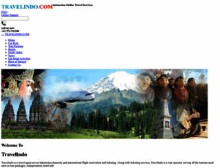 travelindo.com screenshot