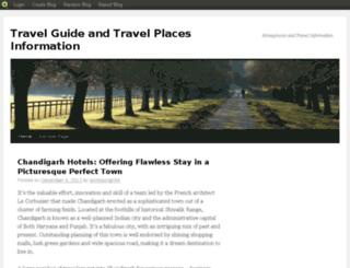 travelinformation.blog.com screenshot