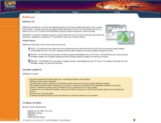 travelinfosystems.com screenshot