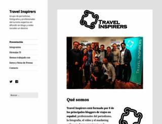 travelinspirers.com screenshot