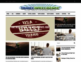 travelintelligence.net screenshot