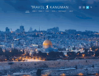 travelkanuman.com screenshot