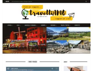 travelliamo.me screenshot