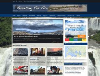 travellingforfun.com screenshot