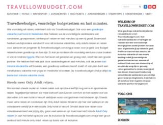 travellowbudget.com screenshot