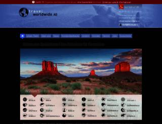 travelluxury.ch screenshot