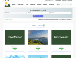 travelmalnad.com screenshot