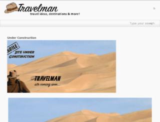 travelmanblog.com screenshot