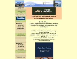 travelmart.ca screenshot
