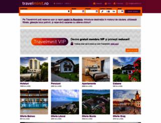 travelminit.ro screenshot