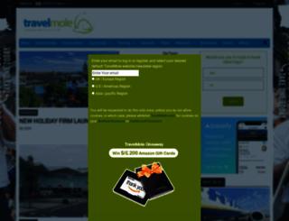 travelmole.com screenshot