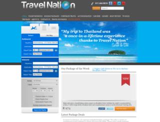 travelnation.webfactional.com screenshot