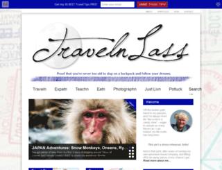 travelnlass.com screenshot