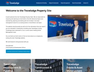 travelodgedevelopment.co.uk screenshot