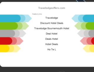 travelodgeoffers.com screenshot